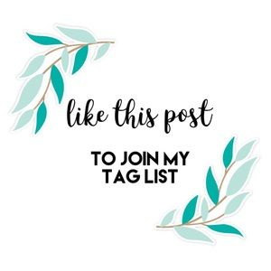 👯♀️Join my tag list!👯♀️